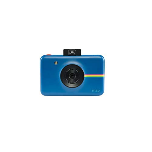 Polaroid Snap Instant Digitalkamera mit Zink Zero Ink Drucktechnologie, Kamera, Marineblau, Camera