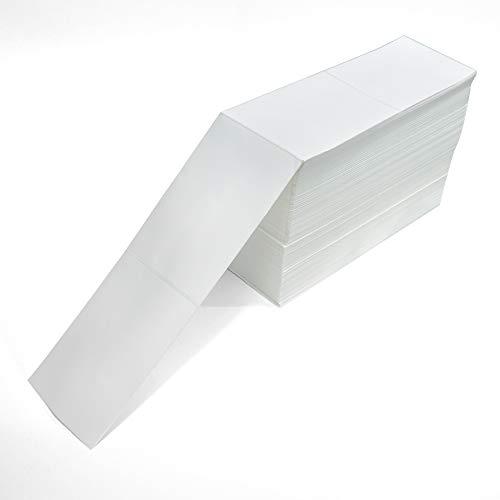 Stacks Fold 10 x 15 cm, etiquetas térmicas directas, etiquetas de envío de código de barras con...