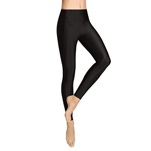 ITEM m6 - ALLDAY LEGGINGS Damen   schwarz   M   Athleisure Shape Leggings