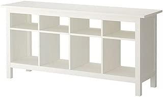 ikea wood console table