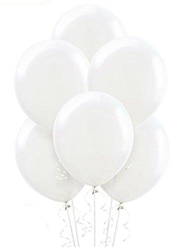 Gemar- Palloncini in Lattice 10' Colore Bianco Pastello CONF.100pz, G90/11