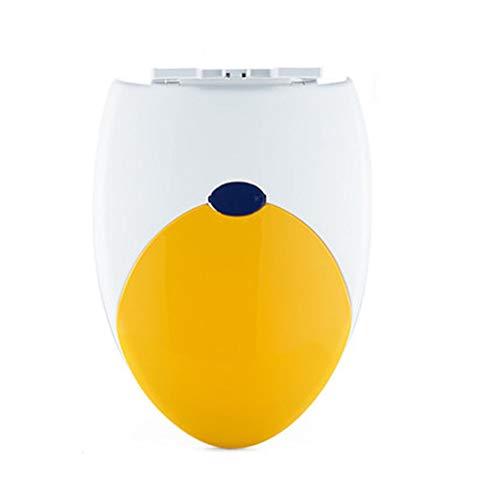 ZXMDP Toiletbril voor volwassenen en kinderen, met twee ingebouwde onderdelen, verkrijgbaar in verschillende kleuren
