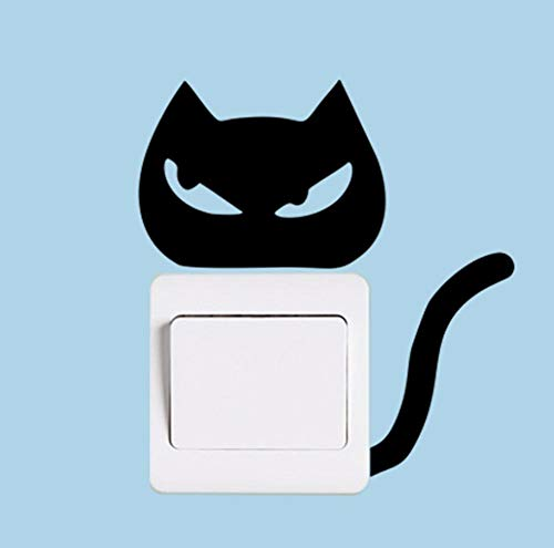 Sicond. Switch Stickers, interesantes vinilos Decorativos de Pared, Muy adecuados para la habitación y el salón de los niños