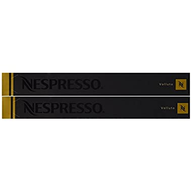Nespresso OriginalLine: Volluto, 20 Count - ''NOT compatible with Vertuoline''