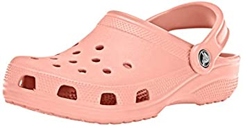 Crocs Unisex Men s and Women s Classic Clog  Retired Colors  Melon 6 US