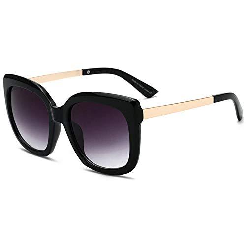 Diseñador de Moda Mujeres Hombres Gafas De Sol Vintage Cuadrado Marco Gafas de Sol Sombras Gafas Gafas Gafas Gafas Oculos De Sol