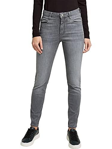 ESPRIT Damen 990EE1B310 Jeans, 922/GREY MEDIUM WASH, 26W / 32L