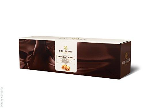 Callebaut Dunkle Schokoladen-Croissant-Sticks 8 cm 1.6 Kg