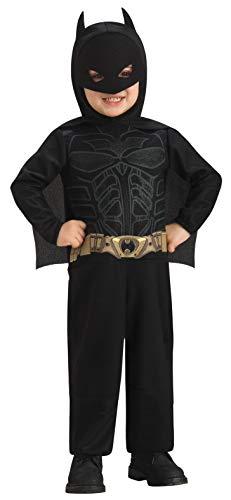 Rubbies 881589T Batman Kostüm für Kinder, Größe 1-2 Jahre