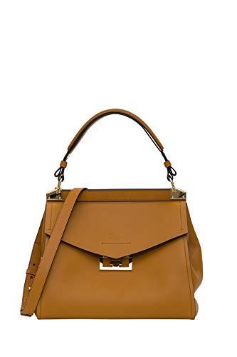 Luxury Fashion | Givenchy Dames BB50A2B0LG295 Bruin Leer Handtassen | Lente-zomer 20