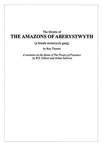 The Amazons of Aberystwyth (English Edition)