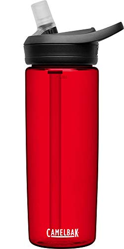 CAMELBAK Unisex Jugend Trinkflasche Eddy+, Rot, 750 ml