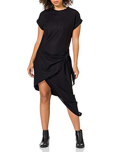 BOSS Womens C_Elysida 10233292 01 Dress, Black1, XS