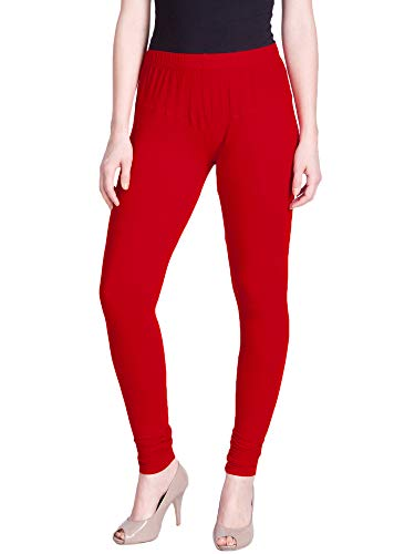 Lux Lyra Women's Leggings (LYRA IC Legg RED 12/Free Size)