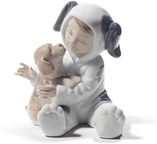 Lladro Porcelain Figurine My Playful Puppy