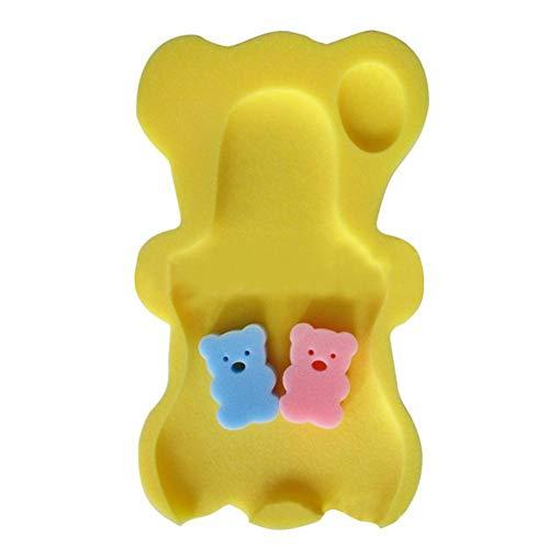 Baby-Badekissen, Neugeborenes Baby Anti Rutsch Bad Kissen Schwamm Matte Badematte Für Baby Neugeborenen Badewanne Sitz Infant Support.