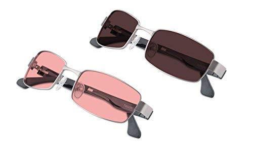 (Bundle) TheraSpecs Haven Blue Light Glasses for Migraine, Light Sensitivity