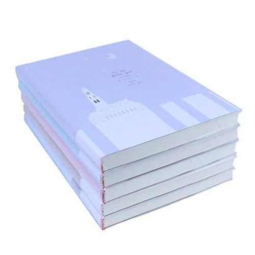 SXPSYWYKostenloser Versand verdickte und vergrößerte Plastikhülle Notebook B5 College-Absolvent Aufnahmeprüfung Notebook Büro Notebook kleines frisches Notebook Großhandel