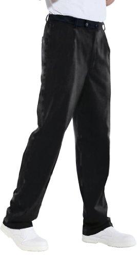 Novaplus Chefhose schwarz