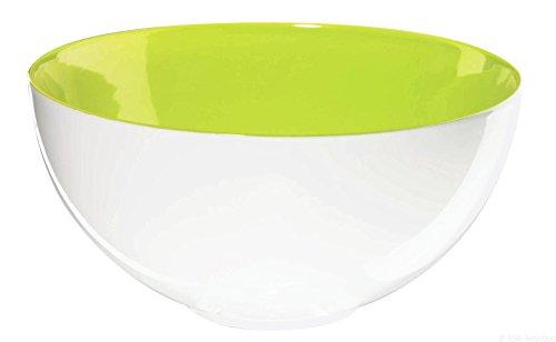ASA Selection - saladier vert kiwi 26,5 cm en porcelaine