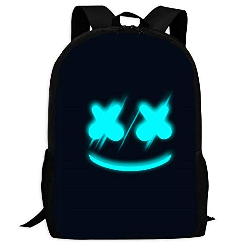 WeiTao Mar shmello: Mochila escolar para niños  ligera  bolsa para adolescentes