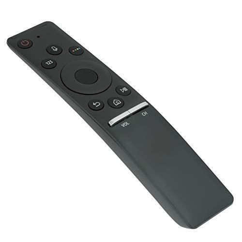 BN59-01266A Replacement Voice Remote fit for Samsung 4K Smart TV QLED UHD Ultra HDTV UN43MU6300FXZA 49MU650DFXZA 55MU6300UN24 65MU6300UN24 N75Q9FAMFXZA QLEDN55Q7F QN49Q60R UN40MU6300FXZA UN49MU6500F