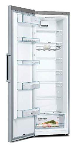 Bosch Elettrodomestici Serie 4 KSV36XL3P frigorifero Libera installazione Acciaio inossidabile 346 L A++