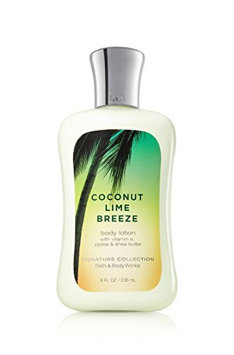 Bath & Body Works Signature Collection Body Lotion (Coconut Lime Breeze) 236ml aus USA