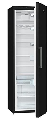 Gorenje R6192FBK Kühlschrank mit IonAir, CrispZone und FreshZone, Schwarz, Energieeffizienzklasse E