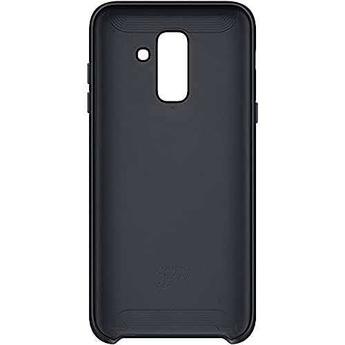 Samsung EF pa605Dual Layer Cover per Galaxy A6Plus Nero