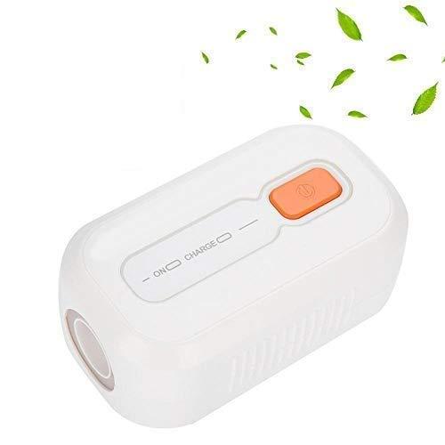 Aparato limpiador y desinfectante para respirador CPAP, 2000 mAh, USB, desinfecta el aire, esterilización con ozono para respirador, Certificación CE.FCC