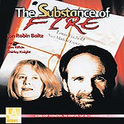 The Substance of Fire audiobook cover art