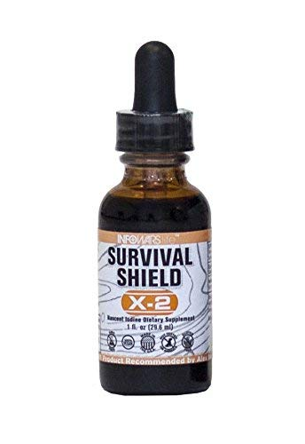 Survival Shield X-2TM Yodo naciente