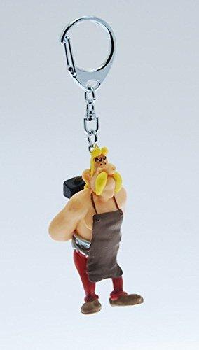Plastoy SAS PLA60407 - sleutelhanger, Asterix, automatisch met voorhamer