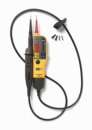 Best Price Square Tester, Voltage, W/SWITCHABLE Load FLUKE-T110 by FLUKE