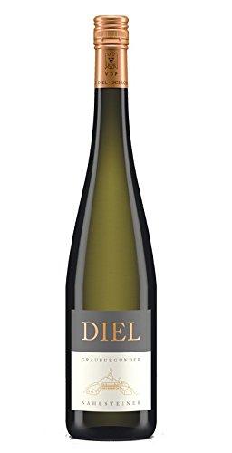 Schlossgut Diel Nahestein Grauburgunder 2019 VDP Wein Nahe trocken (1 x 0,75 l)