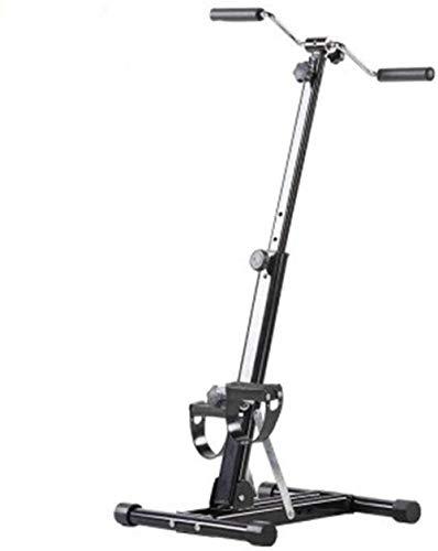 Ouderen been en voet revalidatietrainer Ouderen revalidatie fitnessapparatuur Boven- en onderbenen hometrainer Volwassene sport loopband Mannelijke en vrouwelijke afslankmachine Indoor fitnes(Upgrad