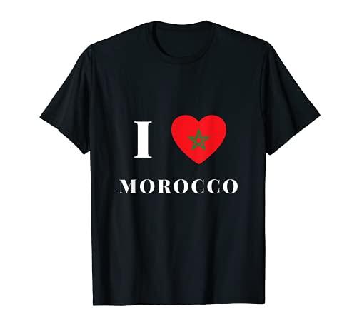 Marruecos - Camiseta de fútbol de la selección de fútbol Camiseta