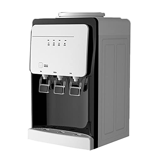Top Loading Countertop Water Cooler Dispenser with Hot Cold And Room Temperature Water with 3 Water Outlet