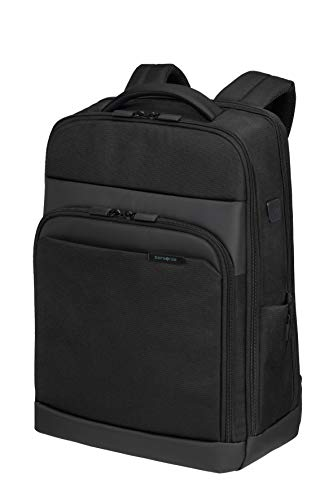 Samsonite Mysight Mochilas para Laptop, 17.3 Zoll (46 cm - 25.5 L), Schwarz (Black)