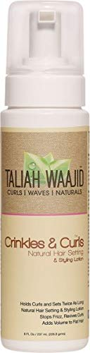 Taliah Waajid Curls Waves Naturals Crinkles & Curls Styling Lotion (Pack of 2)