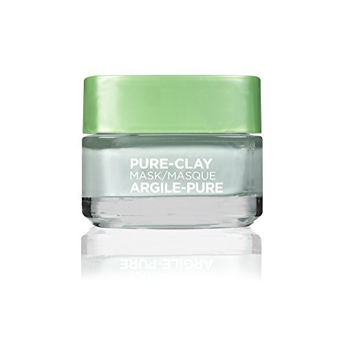 L'Oreal Paris Skin Care Pure Clay Mask Purify and Mattify, 1.7 Ounce by L'Oreal Paris