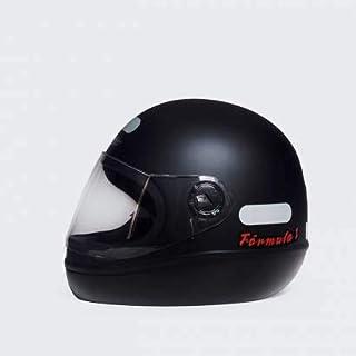 Capacete Fórmula 1 R Classic Preto/Fosco
