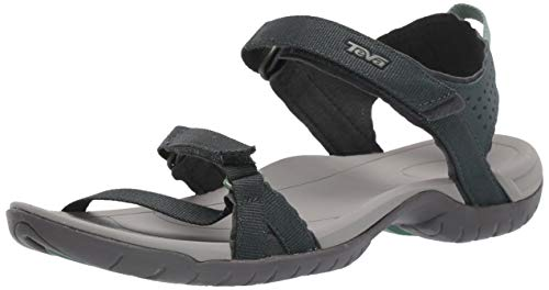 Teva Women's Verra Sport Sandal, Darkest Spruce, 5.5 Medium US