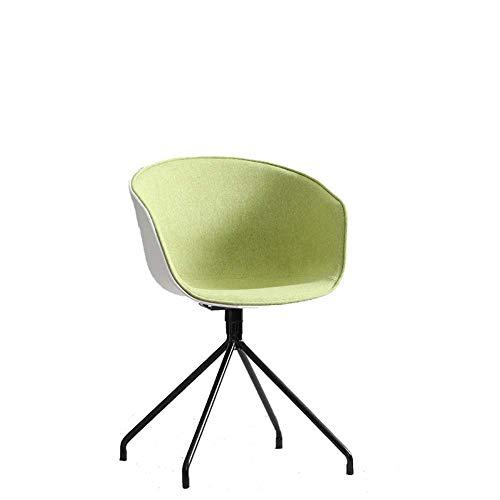 Computerstoel roterend huishouden comfort armleuning soft case rugleuning simpele mode Nordic bureaustoel vrije tijd spel stoel modern size C2