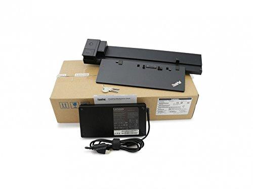 Lenovo ThinkPad Workstation Station d accueil INCL. 230W Chargeur pour la Serie ThinkPad P50 (20EQ 20EN)