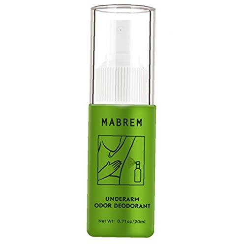 AtheMeet Olor de Las Axilas Remover Aerosol antitranspirantes Desodorante Agua Olor Corporal Extracción de Agua para axila Sudor Tratamiento