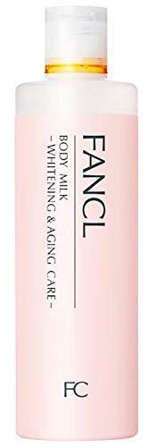 ファンケル (FANCL) ボディミルク 美白&エイジングケア<医薬部外品> 150g×1本
