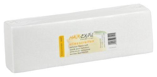 VliesStreifen HAIREXPIL - EPILADORA Soft 100er - 7x23cm - Profiqualität