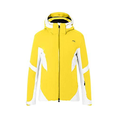 KJUS Damen Ski-Jacke Laina gelb (510) 38